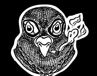Pruu Gang - Ilustrações Experimentais