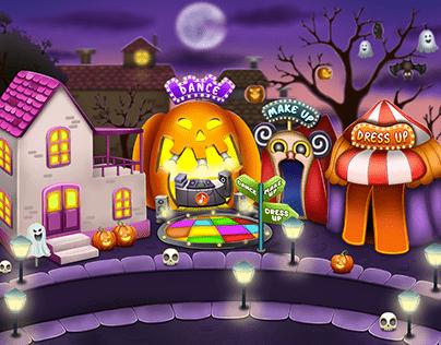 Baby Joy Joy: Halloween Party