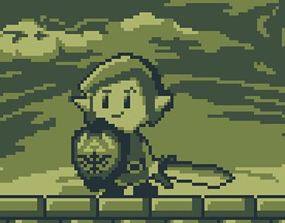 Link's Awakening Gameboy