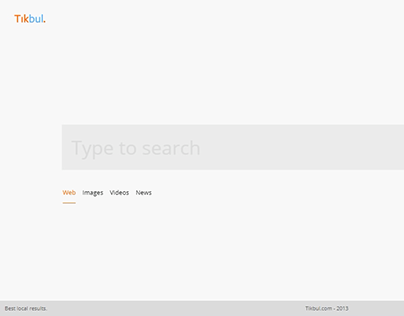 Search Engine UI UX