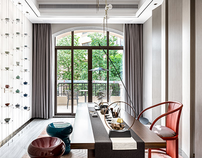 Huizhou Jinyu Luxury Villa   Interior Design
