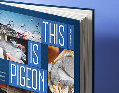 Instructional book about Pidgeon Racing