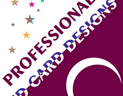 I'D Card Design s