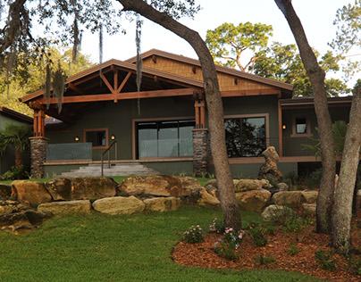 Florida Ranch Home