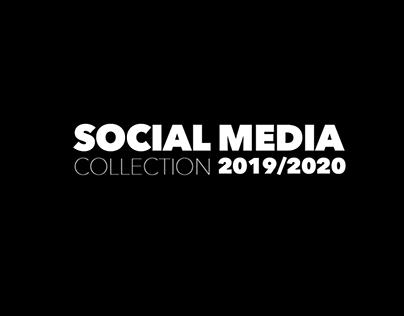 SOCIAL MEDIA 2019/2020