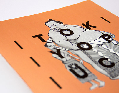 A walk through the Manga World - Publication Design