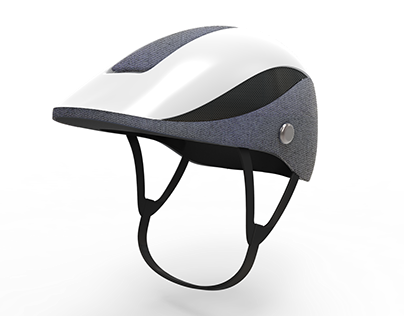 Cycling in the city - Urban helmet design