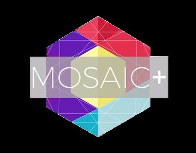 Mosaic+ Logo