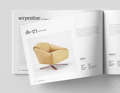 Product Brochure Template – FREEBIE
