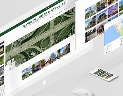 DPA | UI/UX web development, information design