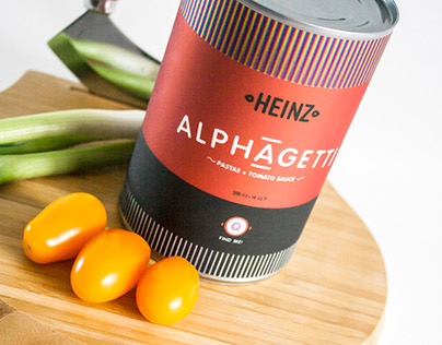 ALPHAGETTI - Étiquette interactive