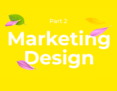 Marketing Design. Part 2