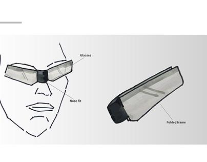 Templeless Glasses
