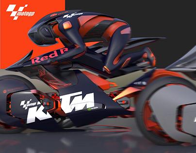 Moto GP: KTM RC - F35 concept