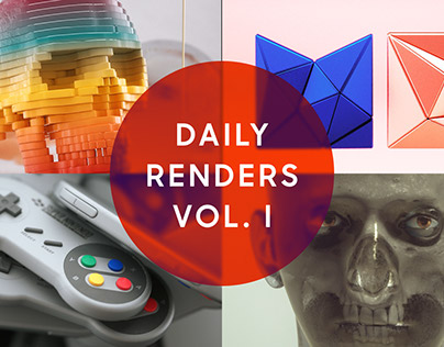 Daily Renders Vol. I