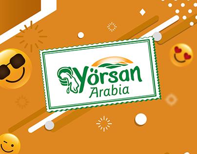 Yorsan - social Media