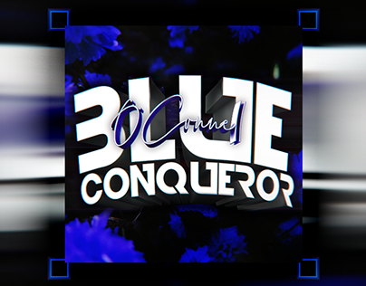 Blue ConqueroR O'Connell for Billie Eilish MANIPULATION