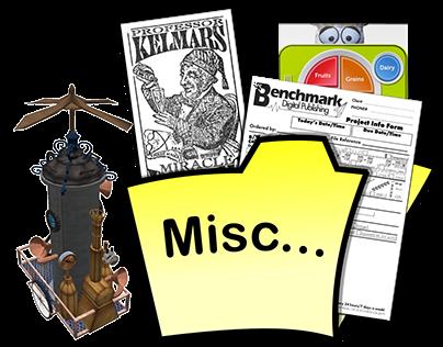 Misc. Designs