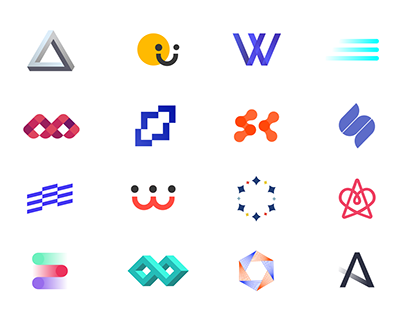 Logo Collection - Technology Company