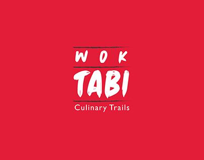 WokTabi Culinary Trails - Branding