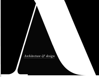 Architecture portfolio. 2018