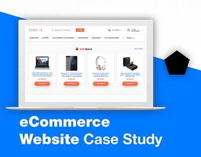 eCommerce Website Case Study