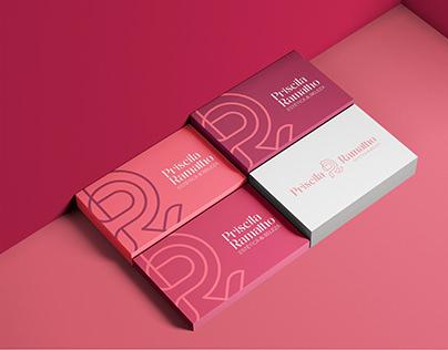 Identidade Visual - Priscila Ramalho (Estética&Beleza)