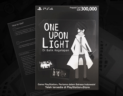 One Upon Light PS4 Game Art