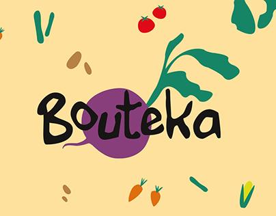 Bouteka - Panier bio