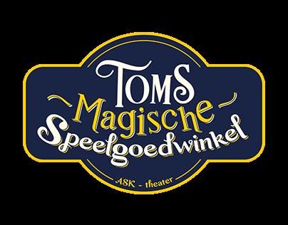 Logo Toms Magiche Speelgodewinkel