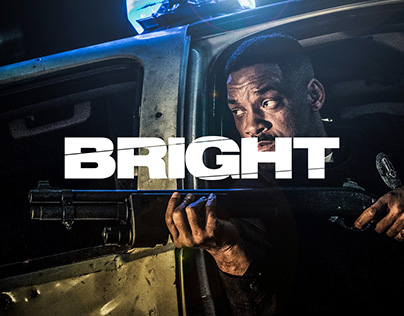 Netflix - The world of Bright