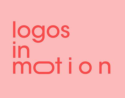 Logos in Motion