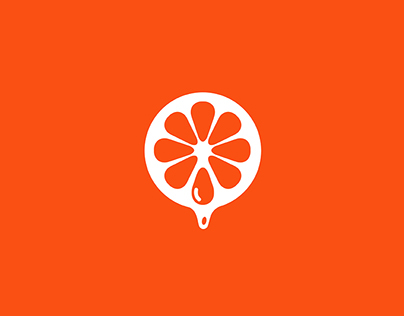 Orange Isotype Vector Free Download