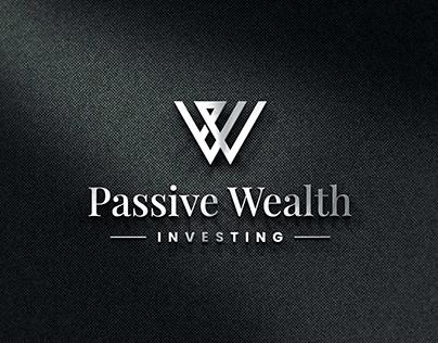 Investing business logo design