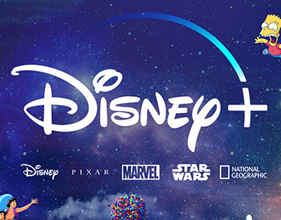 Disney Plus Mockup Banner