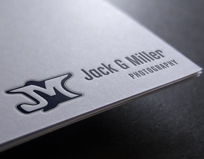 Jack G Miller Photography Logo