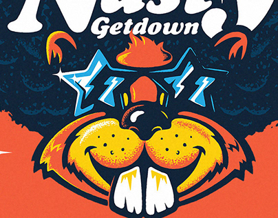 The Big Ol' Nasty Getdown - Promotional piece