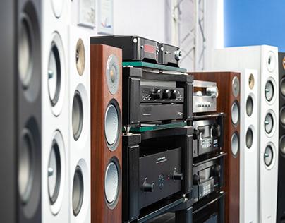 Hi Fi Audio Showroom