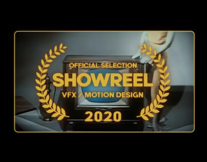 VFX / Motion Design Reel