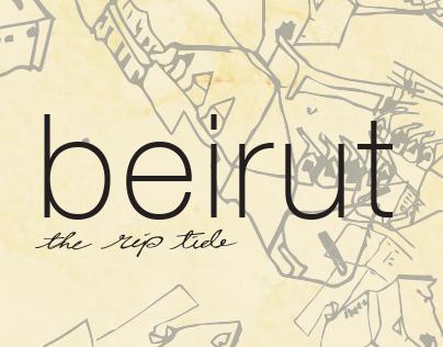 Beirut Vinyl redesign