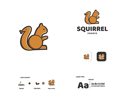 squirrel snake