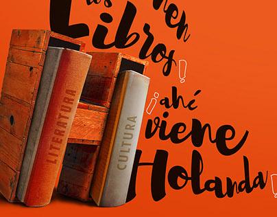 Propuestas Feria del Libro de Bogotá 2016