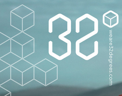 32 Degrees Branding Project