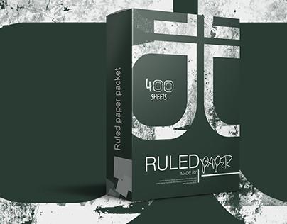Book Packaging design