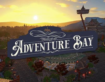 Adventure Bay - Theme Park Concept