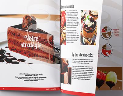 Rapport annuel Juliette & Chocolat