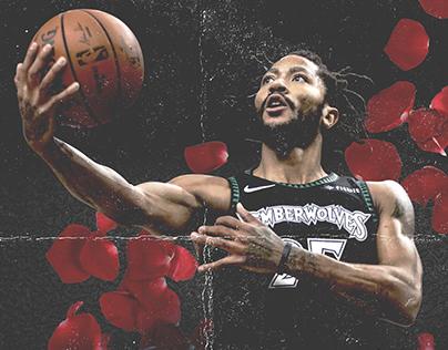 Derrick Rose Graphic