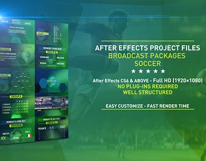 Soccer Tv Broadcast Package
