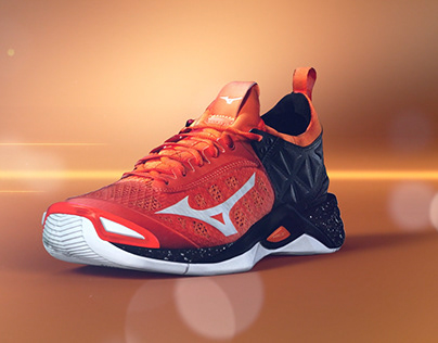 Mizuno - Wave Momentum / Mirage