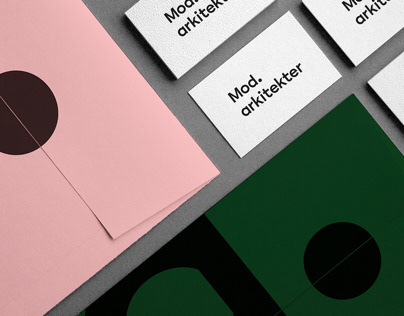Mod Architects / Visual Identity